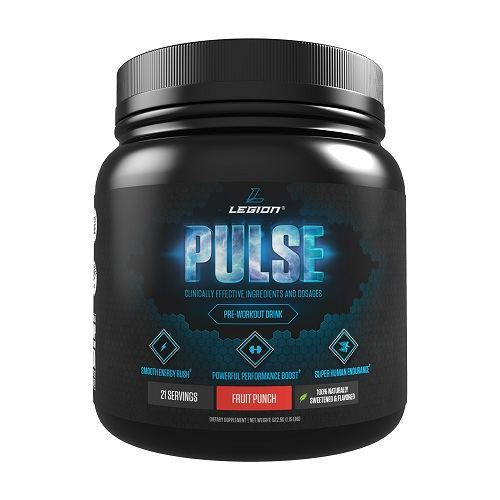 All Natural Legion Pulse Powder